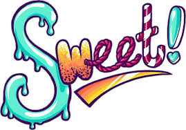 the word sweet