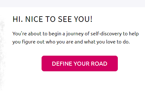 define your road image